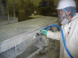 foam cleaning 2